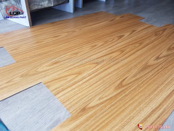 Sàn nhựa vân gỗ Glotex V2562