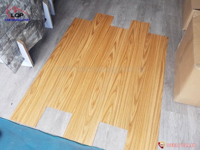 Sàn nhựa vân gỗ Glotex V2561