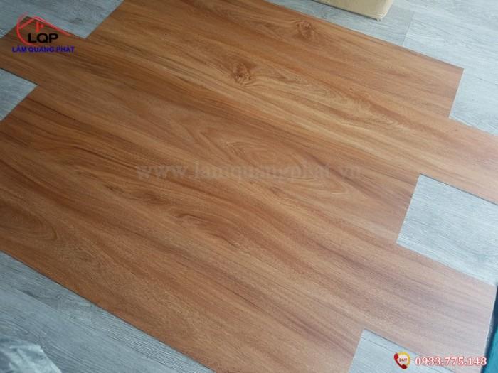 Sàn nhựa vân gỗ Glotex V2542