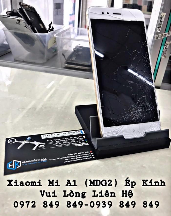 Xiaomi Mi A1 (MDG2) Ép Kính Uy Tín Chất Lượng Số 1 Vũng Tàu1