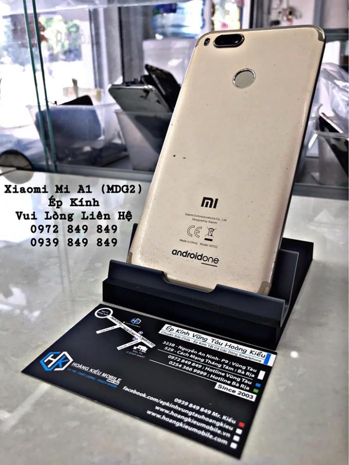 Xiaomi Mi A1 (MDG2) Ép Kính Uy Tín Chất Lượng Số 1 Vũng Tàu0