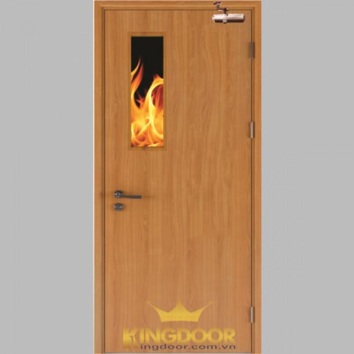 Cửa gỗ chống cháy 60 phút2