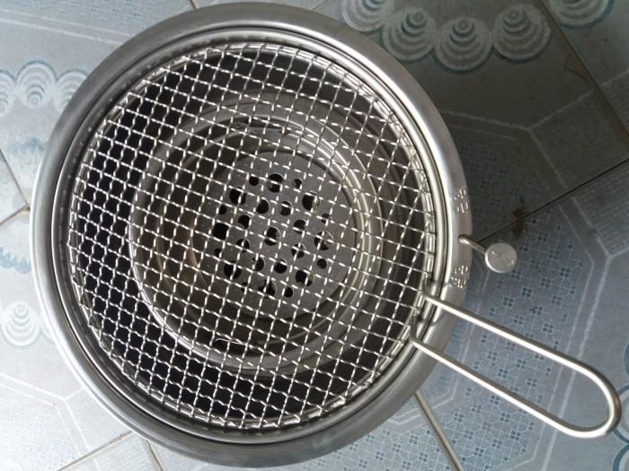 Bếp nướng hút dương Hàn Quốc1