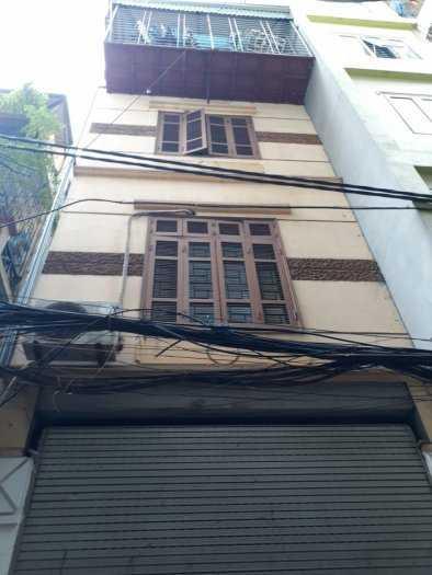 Bán nhà lô góc thông 2 phố Lê Thanh Nghị, Giải Phóng 44m,4 tầng 7.6 tỷ