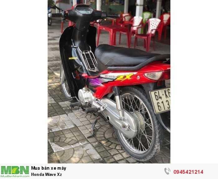 Honda Wave Xz