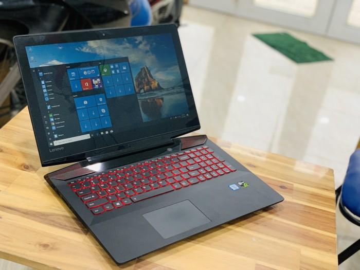 Laptop Lenovo Gaming Y700, I7 6700HQ 8G SSD128+1000G Vga GTX960 4G Full HD IPS LED Đỏ đẹp zin 100% Giá rẻ3