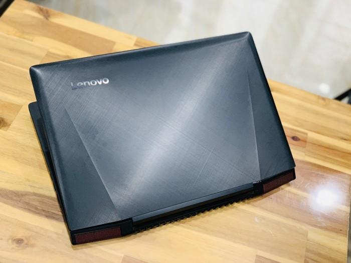 Laptop Lenovo Gaming Y700, I7 6700HQ 8G SSD128+1000G Vga GTX960 4G Full HD IPS LED Đỏ đẹp zin 100% Giá rẻ0