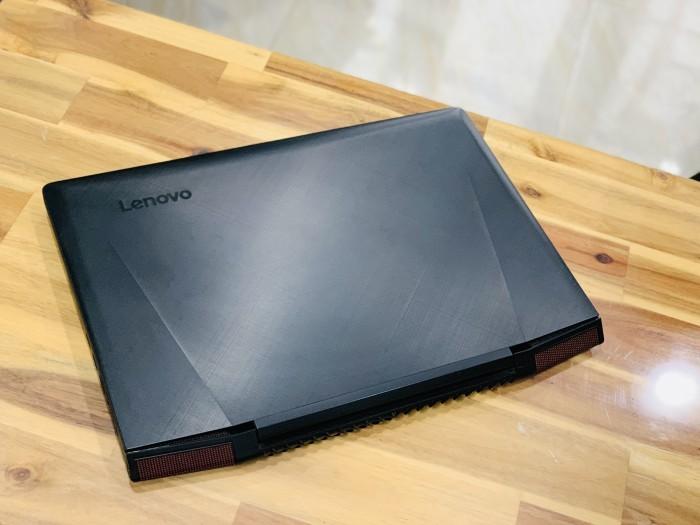 Laptop Lenovo Gaming Y700, I7 6700HQ 8G SSD128+1000G Vga GTX960 4G Full HD IPS LED Đỏ đẹp zin 100% Giá rẻ1