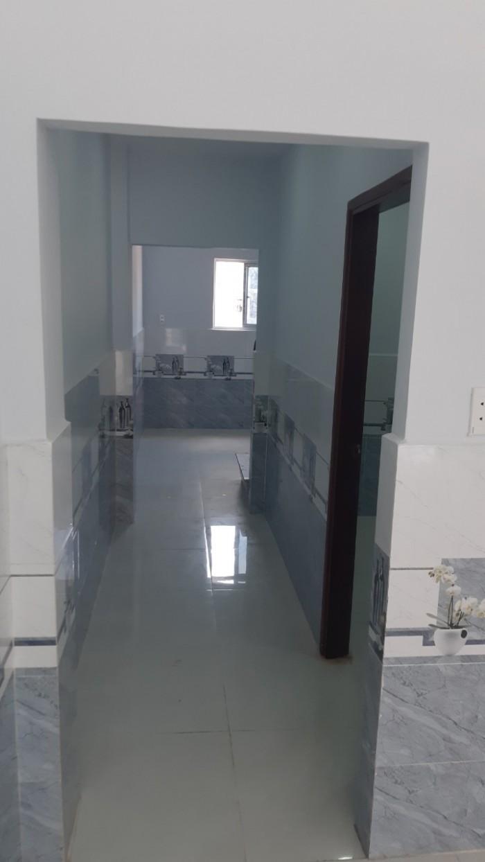 Nhà mới xây 1 trệt,1 lửng hẻm 7m,đối diện THCS Đồng Đen,đường Quách Điêu,Vĩnh Lộc A,Bình Chánh