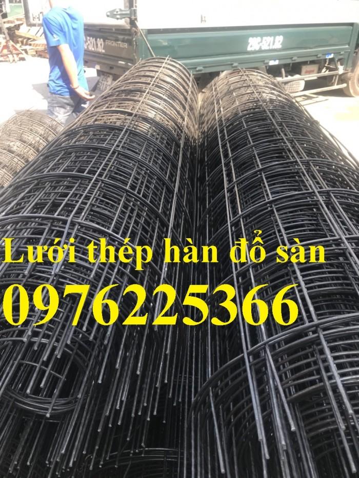 Lưới thép đổ bê tông dây 4ly mắt lưới D4a100*100,D4a150*1500