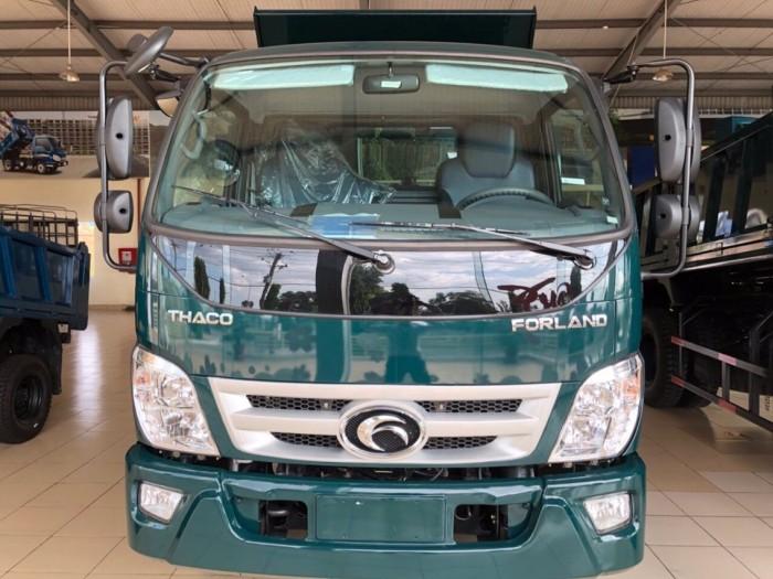 bán xe ben Thaco Trường Hải 5 Tấn đời 2019 giá rẻ nhất tại Đồng Nai