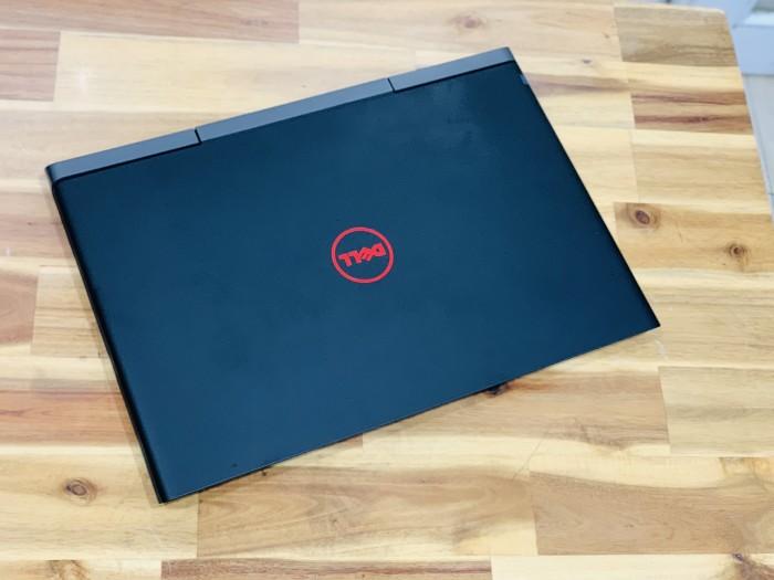 Laptop Dell Gaming 7566, i7 6700HQ 8G SSD128+500G Vga GTX960M 4G FULL HD Đèn p1
