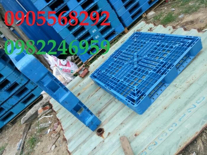 pallet nhựa xanh ngọc rẻ Hồ Chí Minh, Bình Dương, Đồng Nai,6