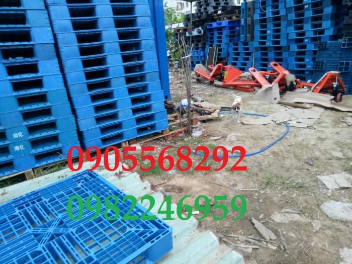 pallet nhựa xanh ngọc rẻ Hồ Chí Minh, Bình Dương, Đồng Nai,2