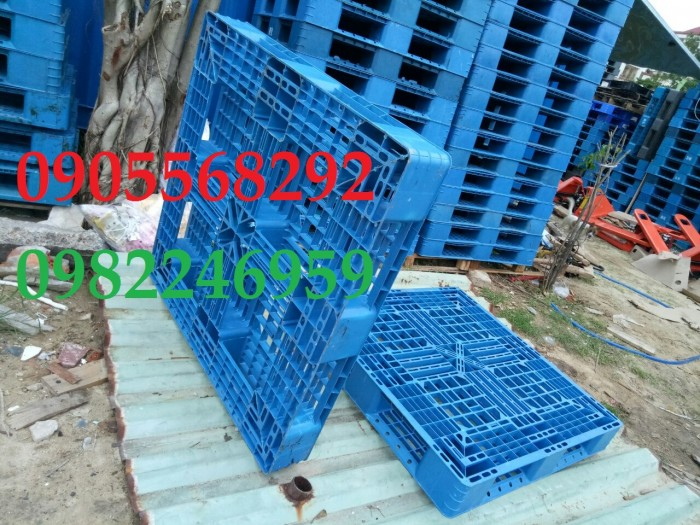 pallet nhựa xanh ngọc rẻ Hồ Chí Minh, Bình Dương, Đồng Nai,9