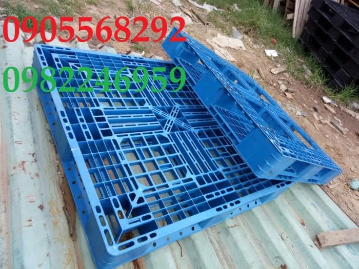 pallet nhựa xanh ngọc rẻ Hồ Chí Minh, Bình Dương, Đồng Nai,7