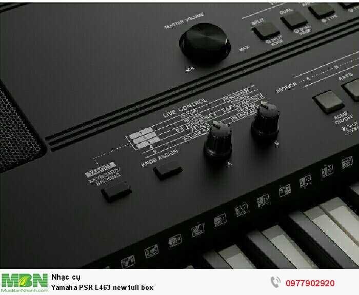 Yamaha PSR E463 new full box