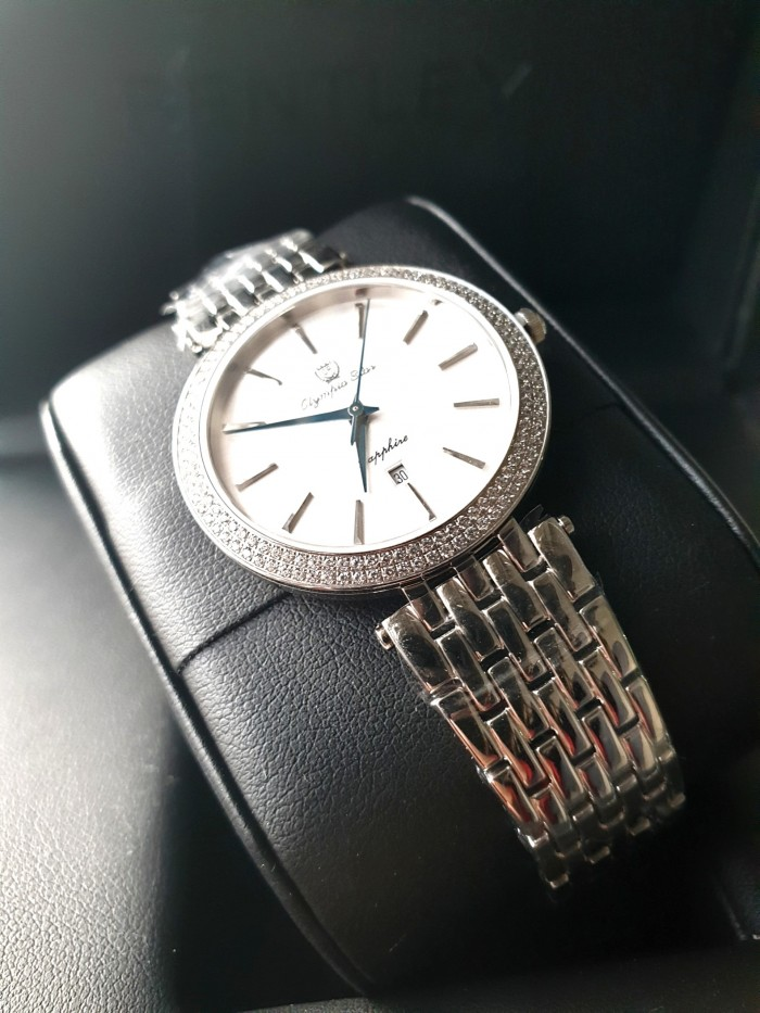 Đồng hồ OP nữ siêu mỏng