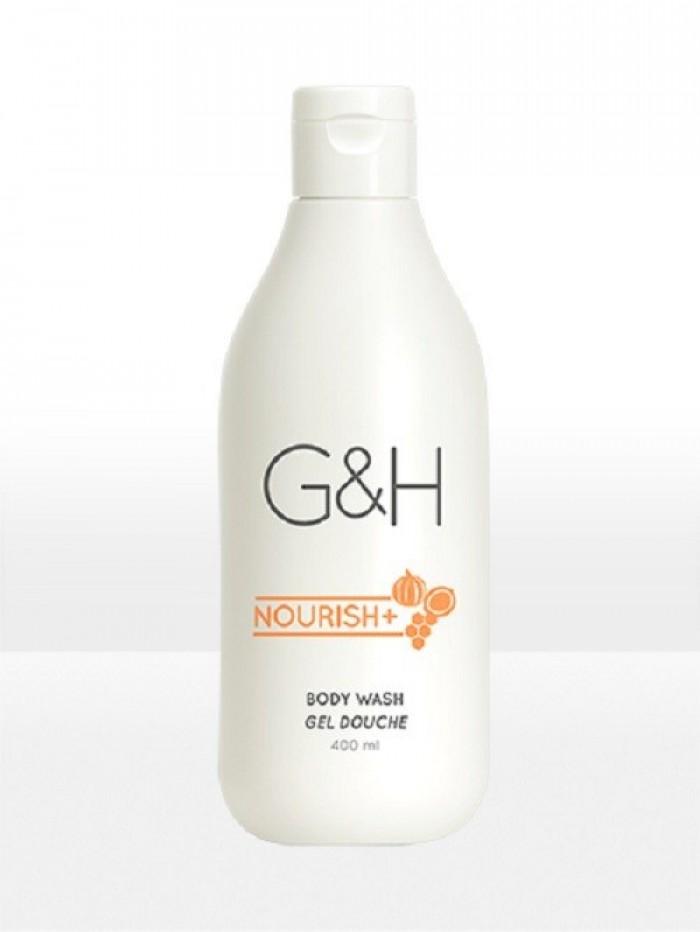 Sữa tắm dưỡng ẩm dạng kem G&H Nourish+ 400ml từ Mỹ 1181074