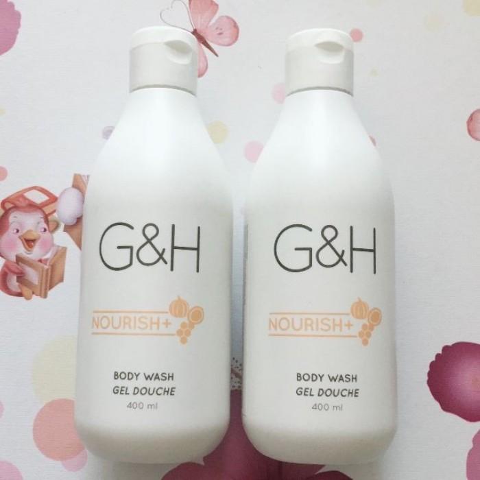 Sữa tắm dưỡng ẩm dạng kem G&H Nourish+ 400ml từ Mỹ 1181072
