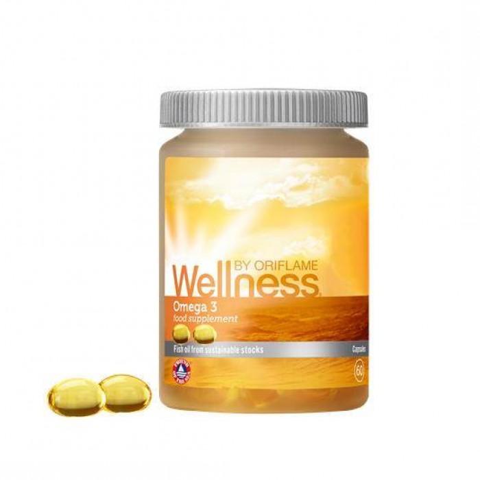 Thực phẩm bảo vệ sức khỏe Omega3 Oriflame từ Thụy Điển 153973