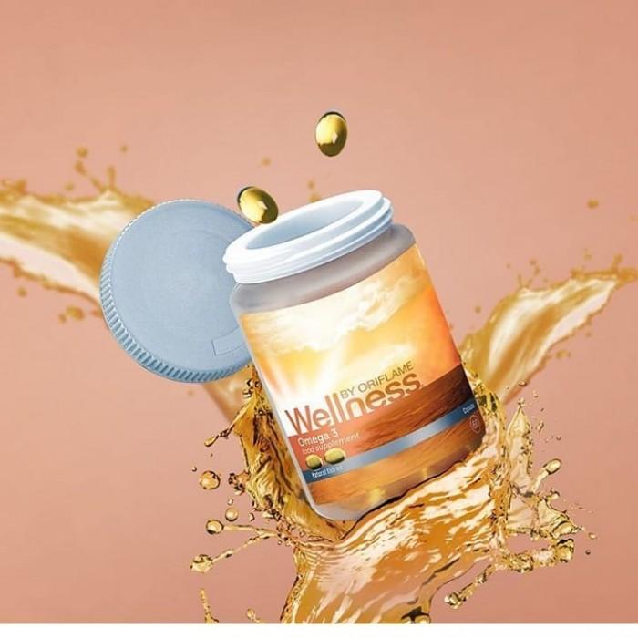 Thực phẩm bảo vệ sức khỏe Omega3 Oriflame từ Thụy Điển 153972