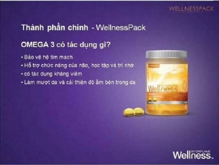 Thực phẩm bảo vệ sức khỏe Omega3 Oriflame từ Thụy Điển 153971