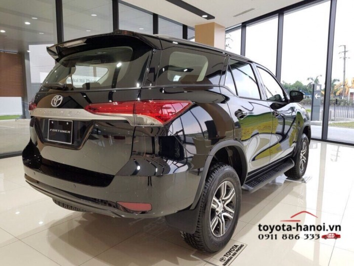 Bán Toyota Fortuner 2020 - Máy Dầu, Máy Xăng, 1 cầu 2 cầu