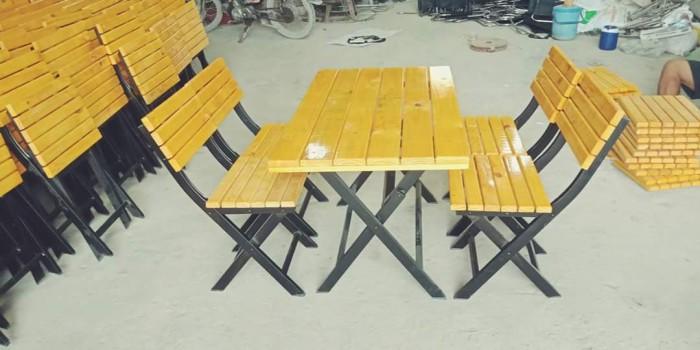 bàn ghế quán nhậu giá rẻ nhất hgh025