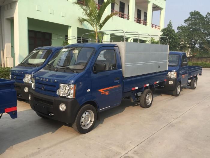 Xe tải nhẹ DongBen mui bạt 810kg