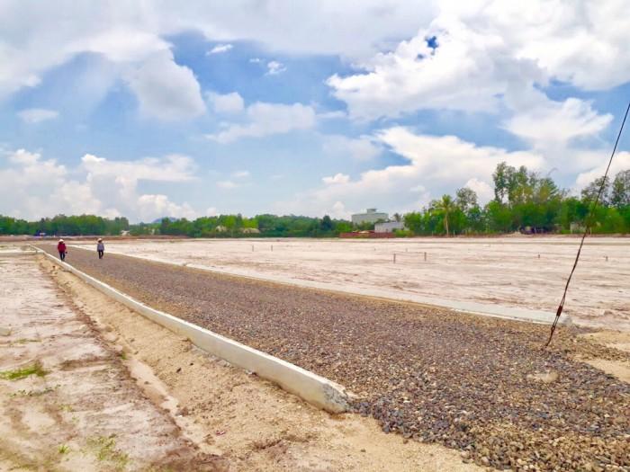 Cần bán lô đất ngay phường Hắc Dịch TTTX Phú Mỹ 5x25m2 giá 499tr