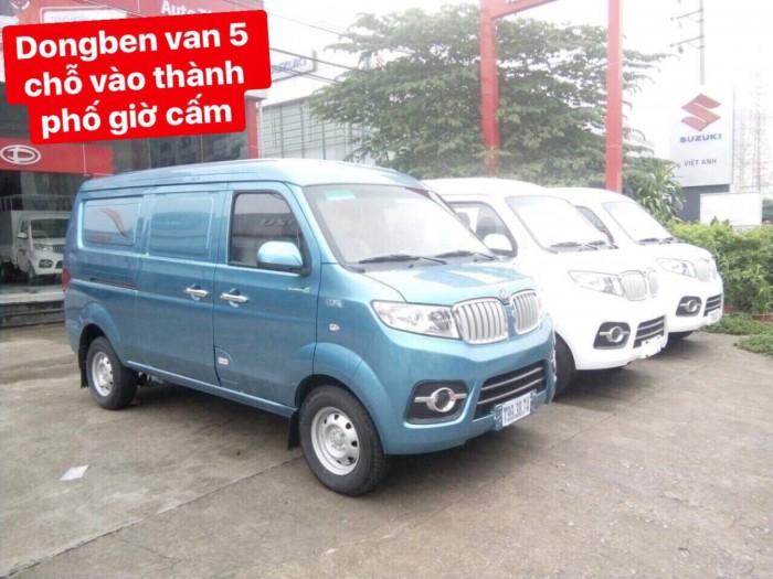 Xe bán tải DongBen 5 chỗ, giá đại lý chính hãng