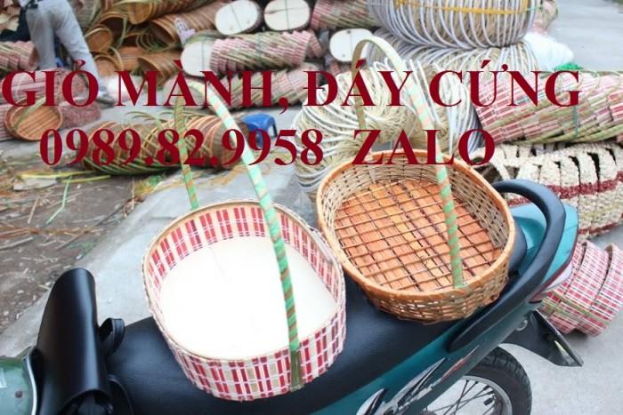 Giỏ Tre, Giỏ Mành, Giỏ Dừa, Giá Tại Xưởng Sản Xuất4