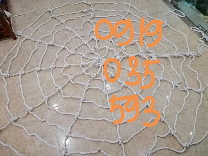 Lưới mạng nhện mua ở đâu thì tốt nhất lưới an toàn bằng dây thừng kiểu mạng nhện1