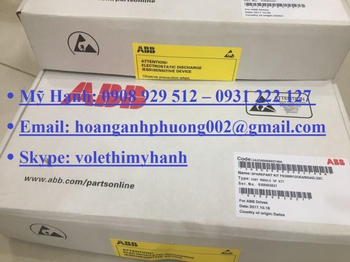 Thyristo Module ABB 3ADC340138P000110