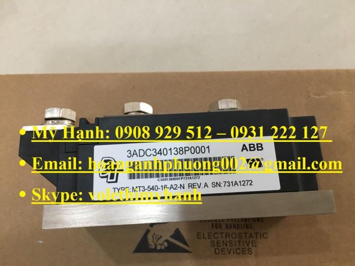Thyristo Module ABB 3ADC340138P00015