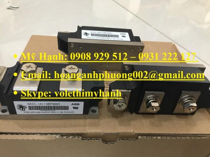 Thyristo Module ABB 3ADC340138P00016