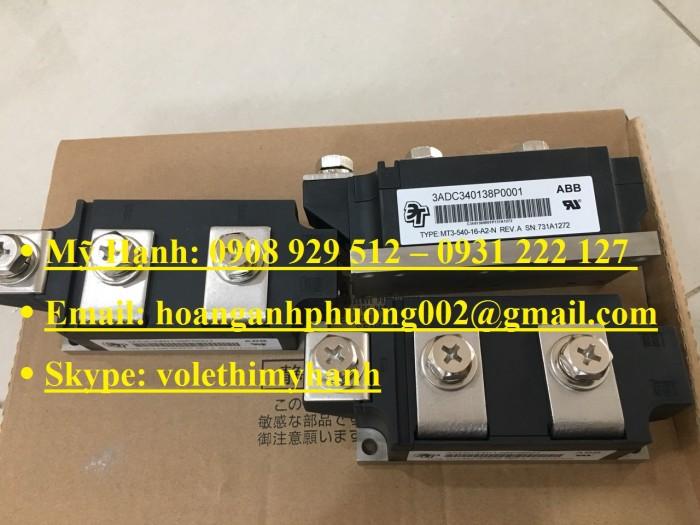 Thyristo Module ABB 3ADC340138P00018