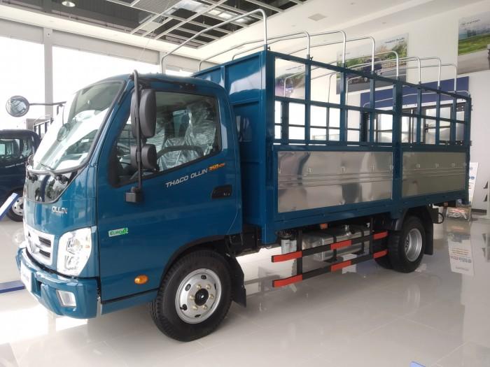 Mua bán xe tải OLLIN 2,5 tấn- 3,5 tấn Bà Rịa Vũng Tàu - xe tải chất lượng- giá tốt-trả góp 3