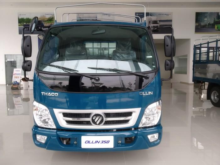 Mua bán xe tải OLLIN 2,5 tấn- 3,5 tấn Bà Rịa Vũng Tàu - xe tải chất lượng- giá tốt-trả góp 1
