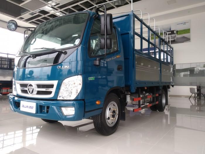 Mua bán xe tải OLLIN 2,5 tấn- 3,5 tấn Bà Rịa Vũng Tàu - xe tải chất lượng- giá tốt-trả góp