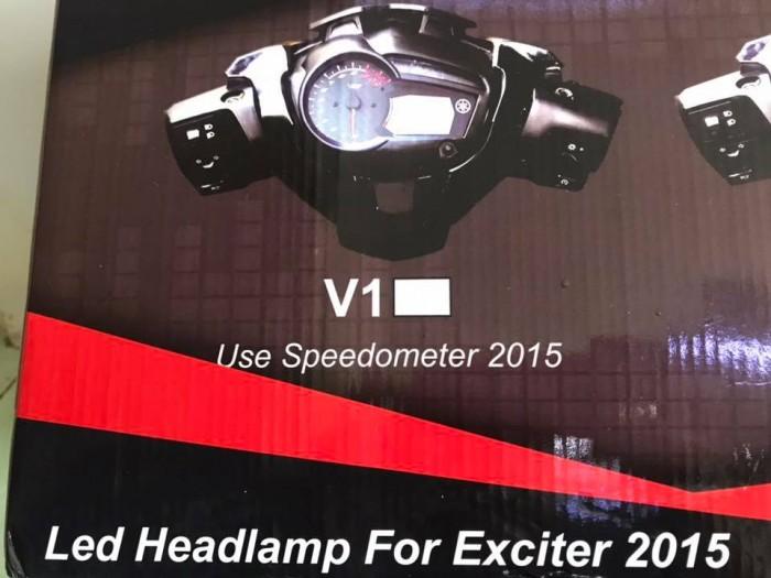 Bộ đầu đèn Ex 150 2019 Full thay cho EXCITER 150 2015 - 20187