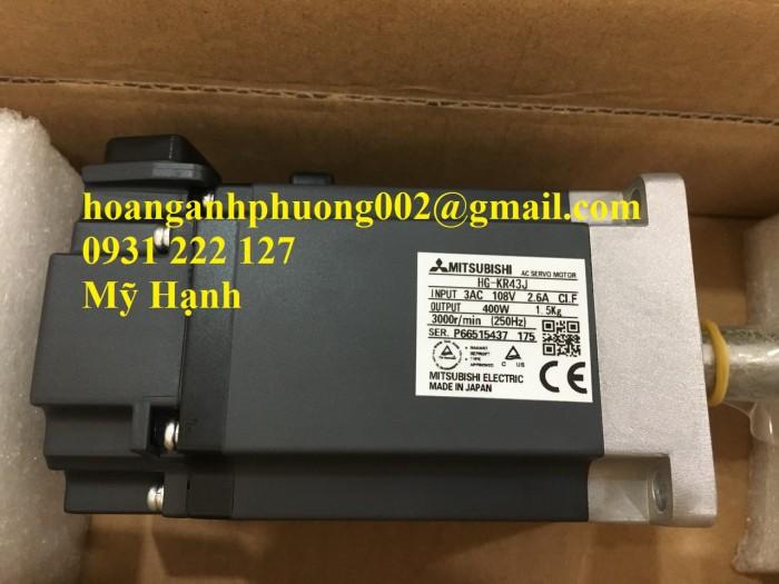AC Servo Motor Mitsubishi HC-SFS20214
