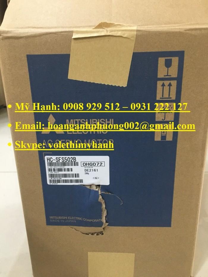 AC Servo Motor Mitsubishi HA-FF05310