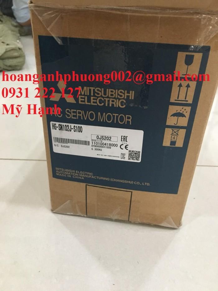 AC Servo Motor Mitsubishi HA-FF0534