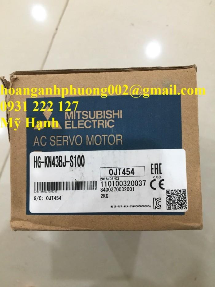 AC Servo Motor Mitsubishi HA-FF0533