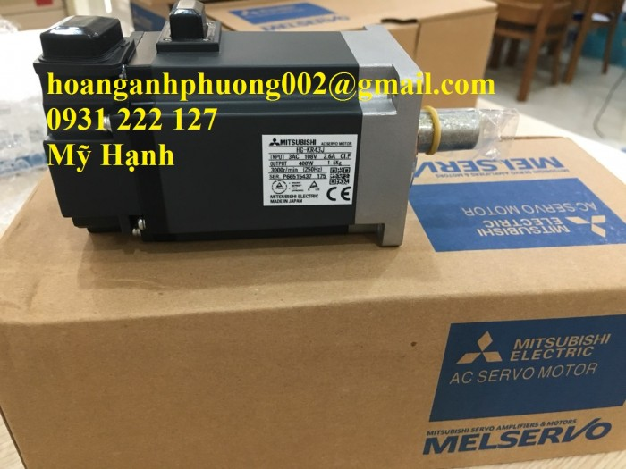 AC Servo Motor Mitsubishi HA-FF0537