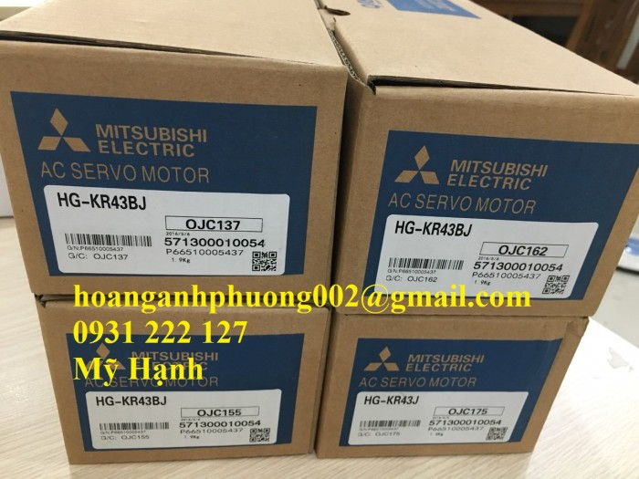 AC Servo Motor Mitsubishi HA-FF0538