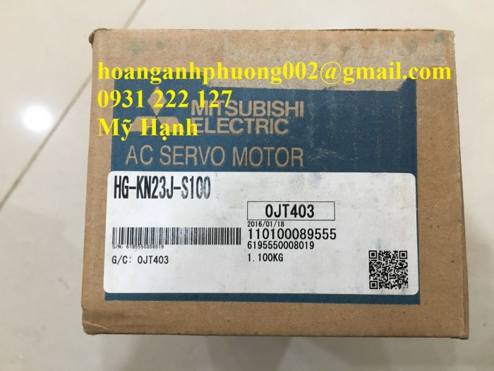 AC Servo Motor Mitsubishi HA-FF0535