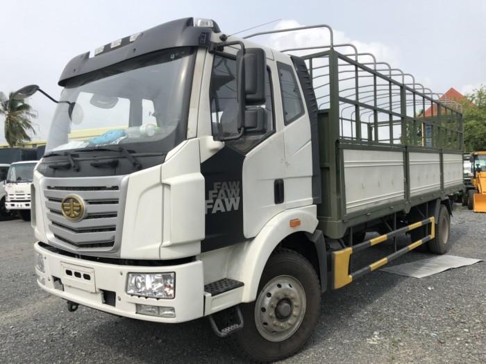 Xe tải Faw 9.6 tấn thùng dài 7.5 mét nhập khẩu